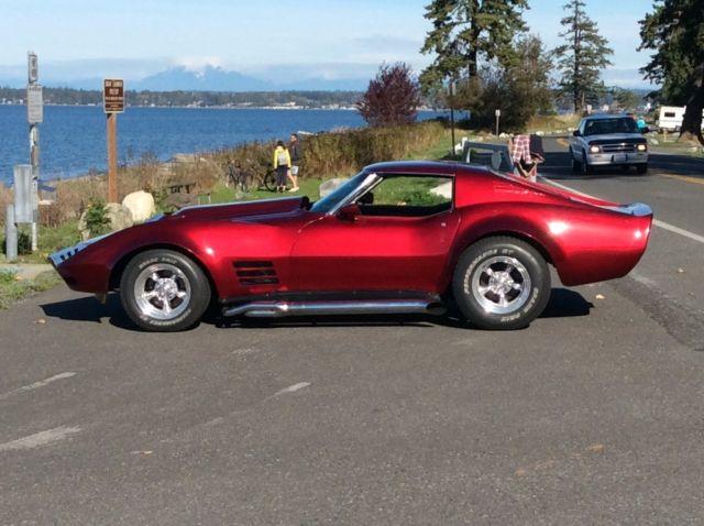 Corvette Stingray Custom