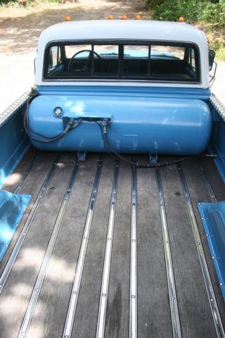 1969 Custom restored GMC Longhorn Truck, Excellent ...