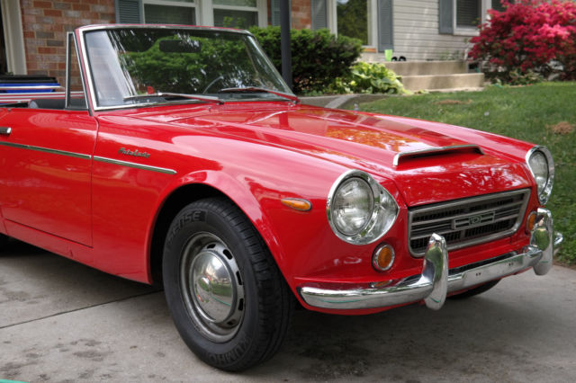 1969 Datsun Other Roadster