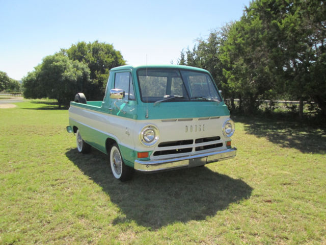 Dodge A100 For Sale >> 1969 Dodge A100 Pickup Truck For Sale Photos Technical