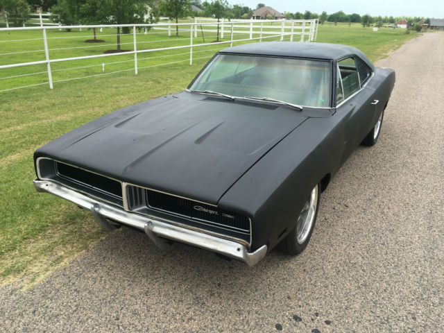 1969 dodge charger 383 big block for sale photos technical specifications description. Black Bedroom Furniture Sets. Home Design Ideas