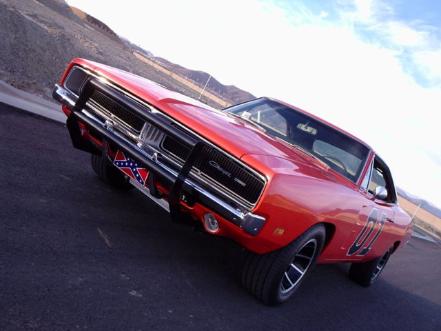 1969 Dodge Charger General Lee 440 Race Car Dukes Of Hazzard For