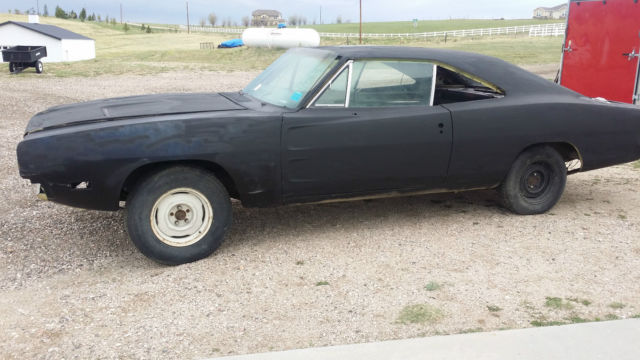 1969 Dodge Charger Project Car For Sale Photos Technical