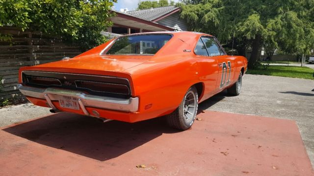 1969 Dodge Charger General Lee Classic Muscle Car For Sale: 1969 Dodge Charger R/T General Lee 440 For Sale: Photos