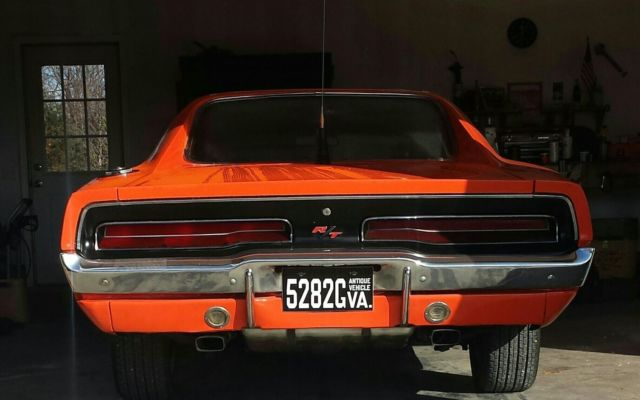1969 Dodge Charger CHARGER R/T