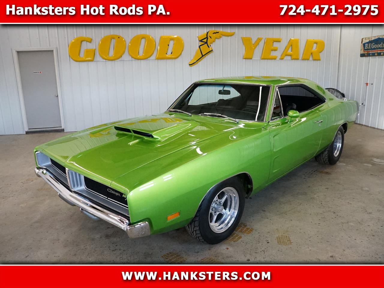 1969 Dodge Charger R/T Hemi