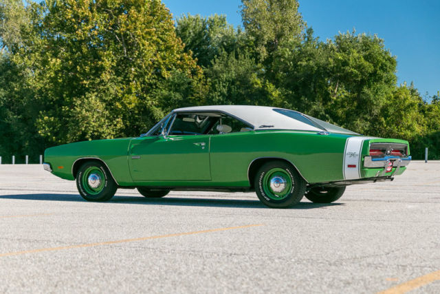 1969 dodge charger r t hemi numbers matching 1 of 1 bright green metallic for sale photos. Black Bedroom Furniture Sets. Home Design Ideas