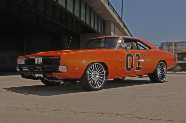 1969 Dodge Charger R T Se Hemi General Lee Mopar B Body Dukes Of