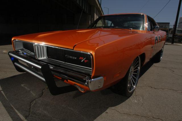 1969 Dodge Charger R T Se Hemi General Lee Mopar B Body