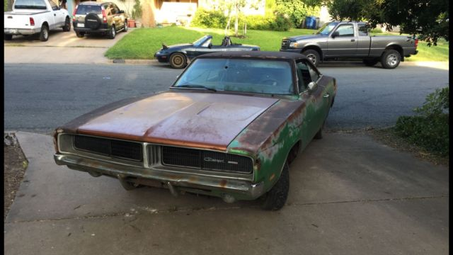 1969 Dodge Charger Se Project Car For Sale Photos Technical