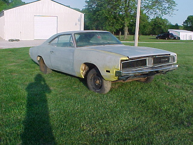 1969 Dodge Charger You Can Dukes Of Hazzard, Hemi, R/t