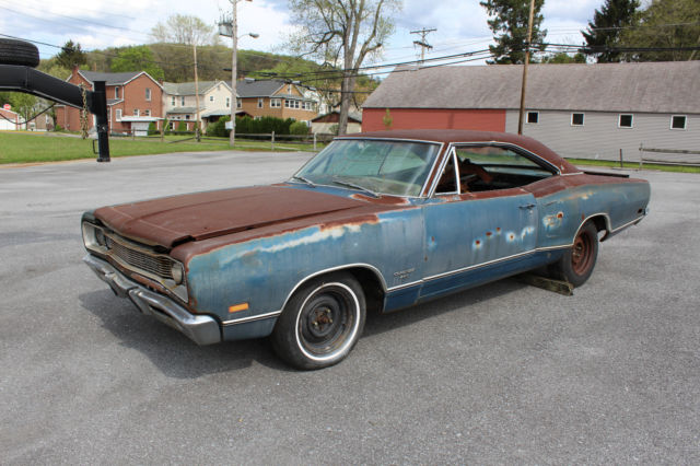 1969 dodge coronet 440 99 rust free southern car for sale photos technical specifications. Black Bedroom Furniture Sets. Home Design Ideas