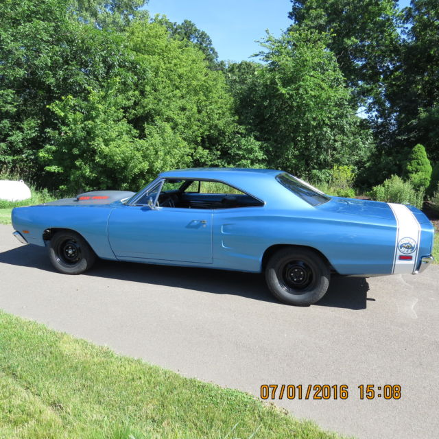 1969 Dodge Coronet 440 Six Pack 500 Super Bee Tribute Very