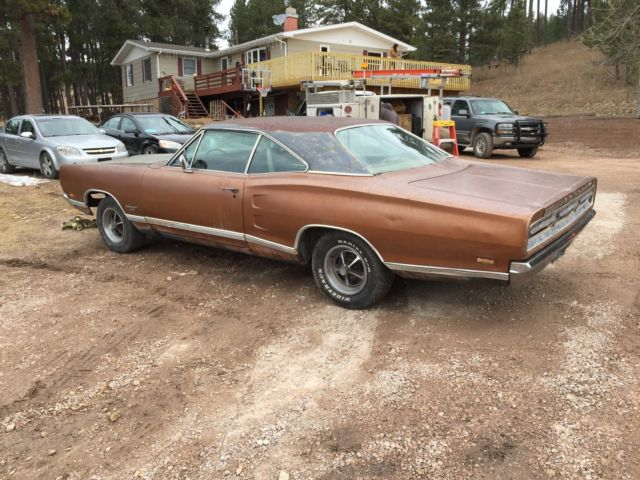 1969 Dodge Coronet 500 For Sale Photos Technical