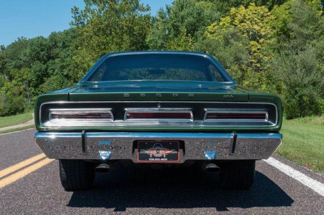 1969 Dodge Coronet 500 Two-Door Hardtop 440 Super Bee