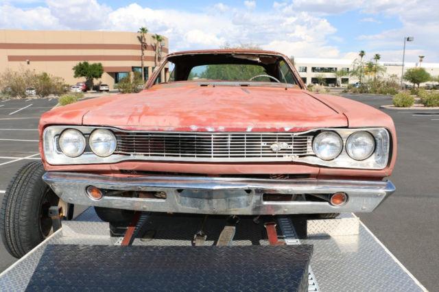 1969 DODGE CORONET SUPERBEE 383,PROJECT CAR,RUST FREE/BONDO