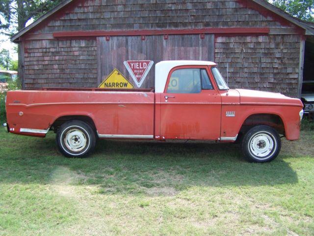 1969 Dodge D100 Adventurer for sale: photos, technical ...