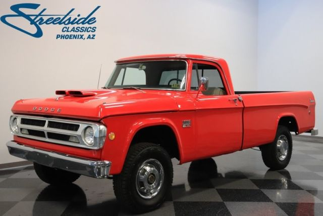 1969 Dodge Other Pickups Adventurer