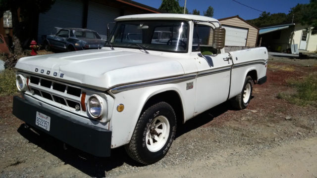 1969 Dodge Other Pickups D100