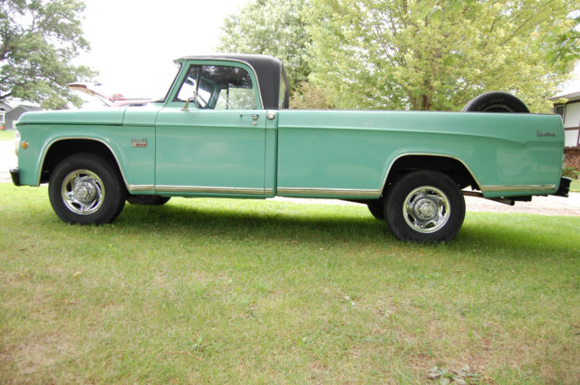 1969 Dodge Other Pickups D200, Adventurer