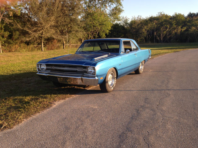 1969 Dodge Dart 2 door hardtop