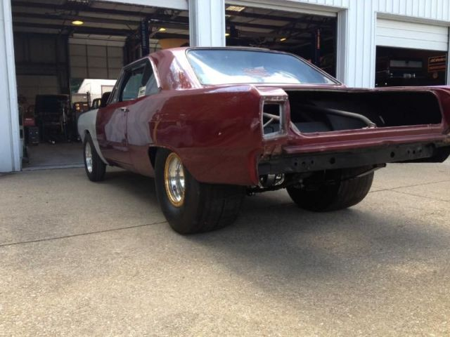 1969 Dodge Dart Project Car For Sale Photos Technical