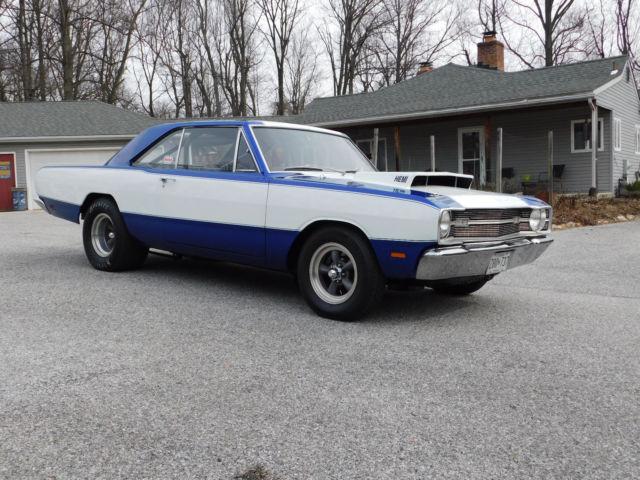 Dana 60 Dodge Dart – 1970 Dodge Challenger