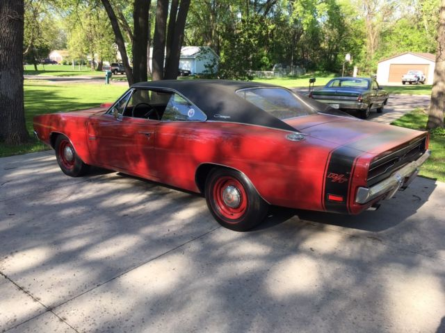 1969 Extremely Original Condition Mr Norms 426 Hemi Dodge Charger R