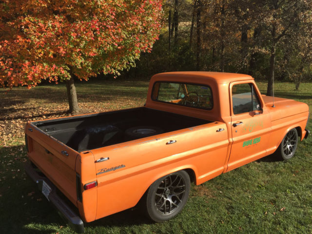 1969 F100 Ford For Sale Photos Technical Specifications