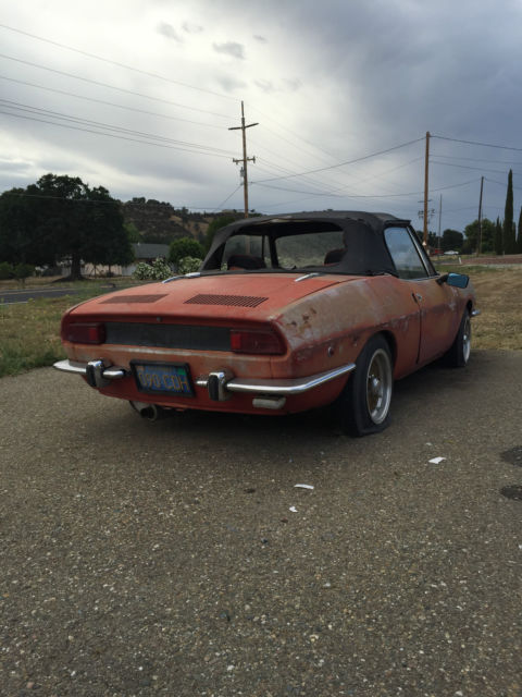 1969 fiat 850 spider sports car convertible roadster restoration project for sale photos - 1969 fiat 124 sport coupe for sale ...