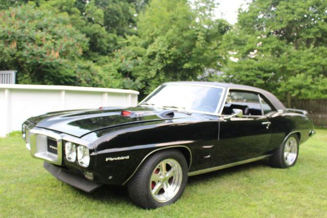 1969 Firebird 400 4 Speed For Sale Photos Technical