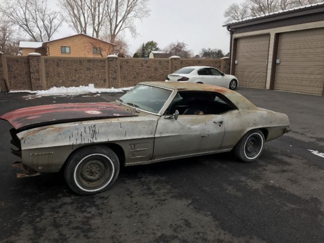 Worksheet. 1969 Firebird Barn Find 350 Automatic 1968 1967 Camaro for sale