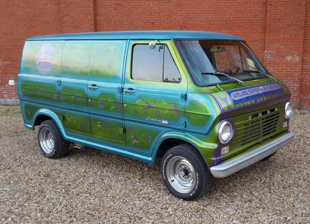 1969 Ford E100 Econoline Short Wheel Base Van for sale ...