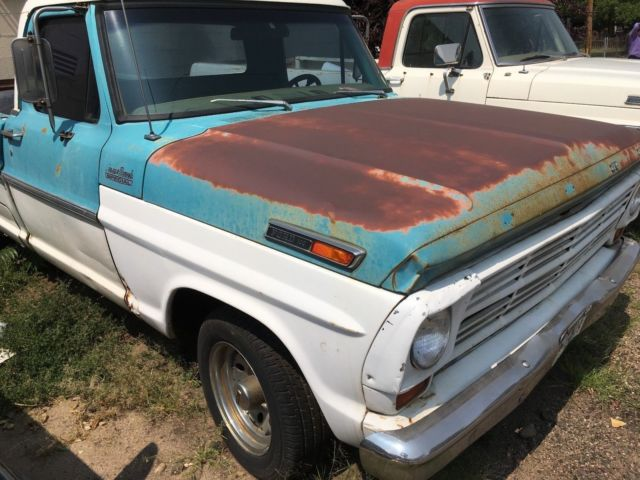 1969 Ford F-100 Home and Ranch Special