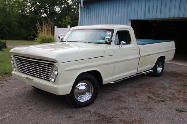 1969 ford f100 50 39 s style custom truck for sale photos. Black Bedroom Furniture Sets. Home Design Ideas