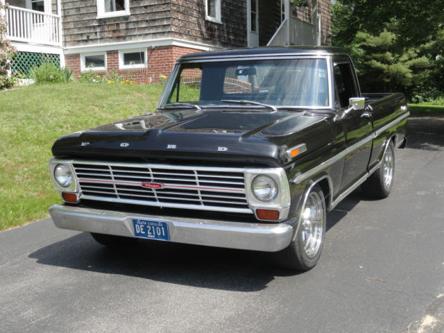 1969 Ford F100 R...1969 Ford F100 360 Specs