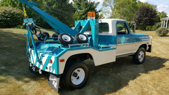 1969 Ford F-350