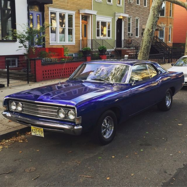 1969 Ford Fairlane / Torino - 351W Formal Roof