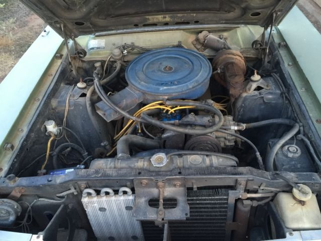 1969 ford fairlane wagon for sale: photos, technical specifications