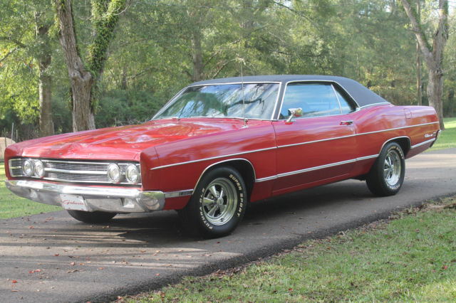 1969 Ford Galaxie 2 dr hdtp w/ BB 390 LOW MILES