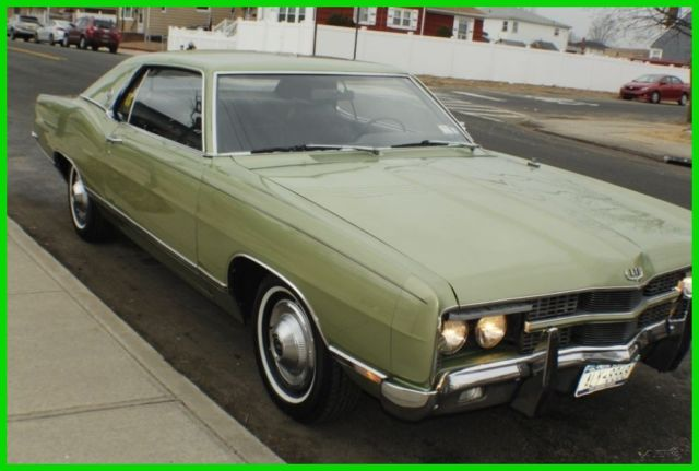 1969 Ford LTD All Original 2-Door Coupe
