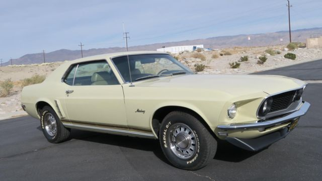 1969 Ford Mustang 302 F CODE FULL CONCOURSE PROFESSIONAL RESTORATION