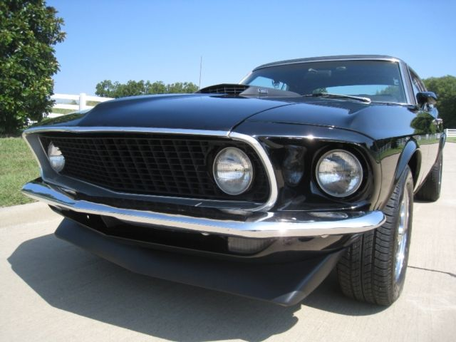 1969 Ford Mustang 351 w/ AC