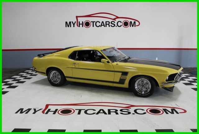 1969 Ford Mustang 69 Boss 302