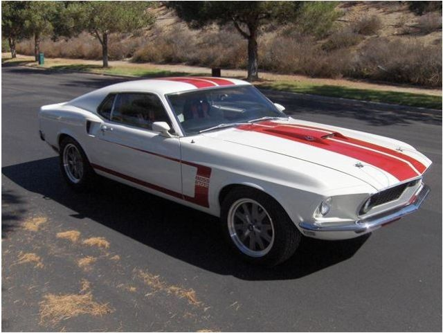 1969 Ford Mustang Boss 302 Replica
