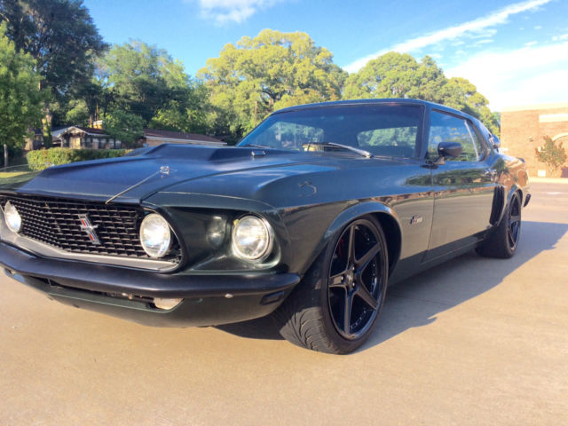 1969 ford mustang coupe pro tour muscle car wac - 1969 Ford Mustang Coupe