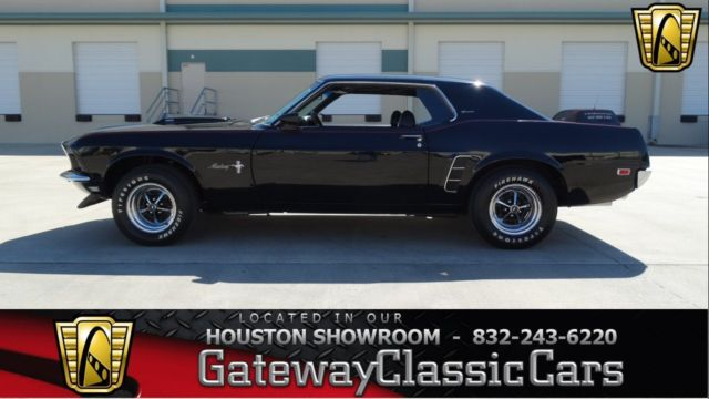 1969 Ford Mustang Grande