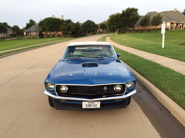 1969 ford mustang gt convertible for sale photos technical. Black Bedroom Furniture Sets. Home Design Ideas