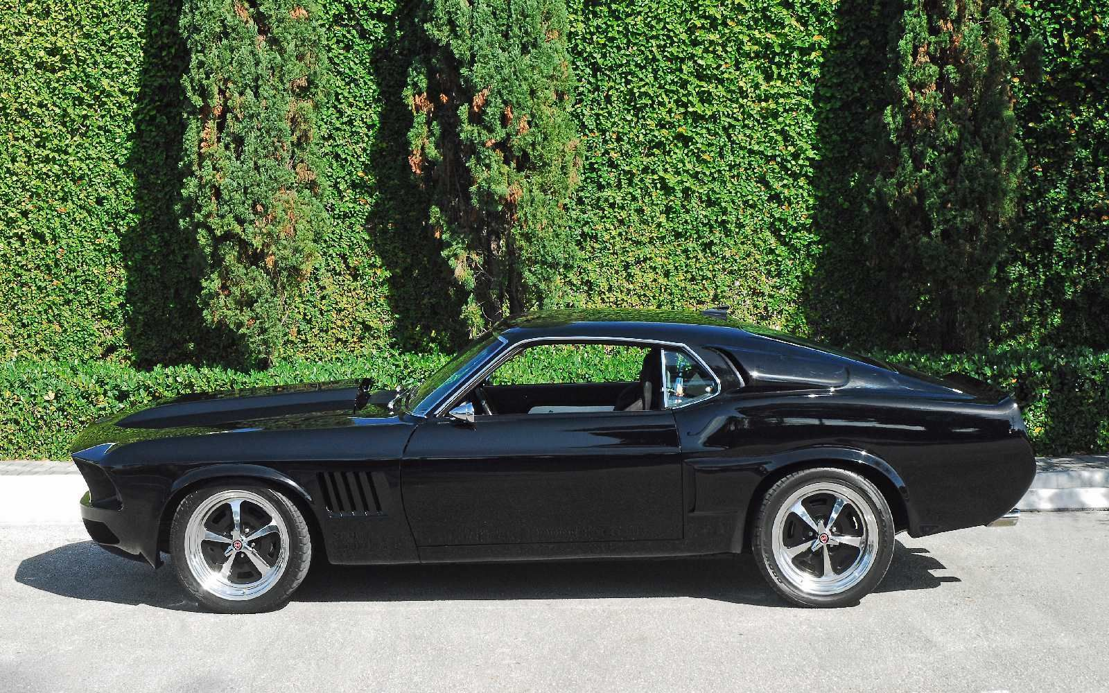 Resto Mod Cars For Sale: 1969 Ford Mustang Resto Mod For Sale: Photos, Technical