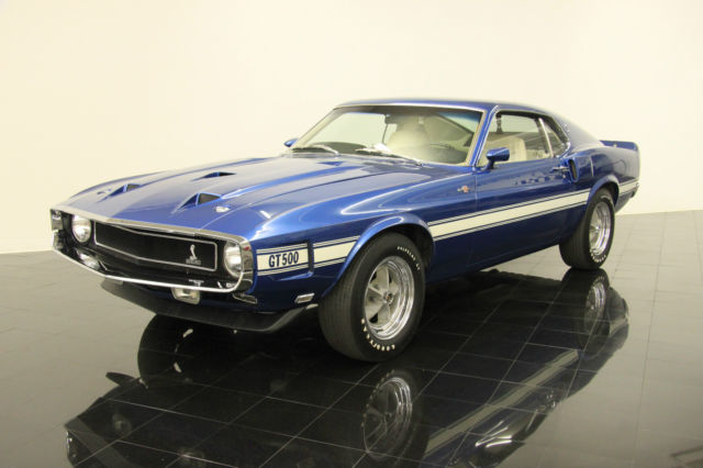 1969 ford mustang shelby gt500 cobra 428ci 1 owner 62k original miles fastback for sale. Black Bedroom Furniture Sets. Home Design Ideas